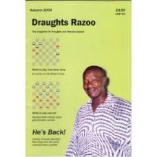 Draughts Razoo Autumn 2004